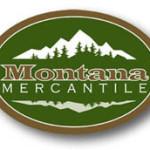 Montana Mercantile logo design